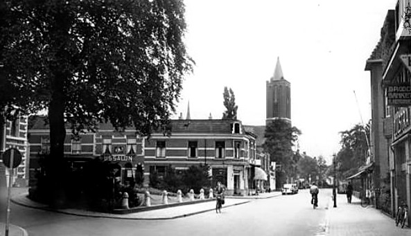 Vituskerk in 1949